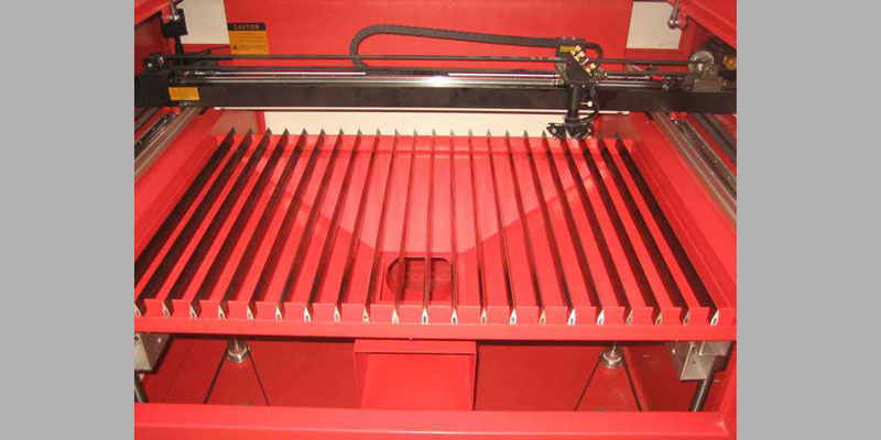 1100 Series Cutting Table