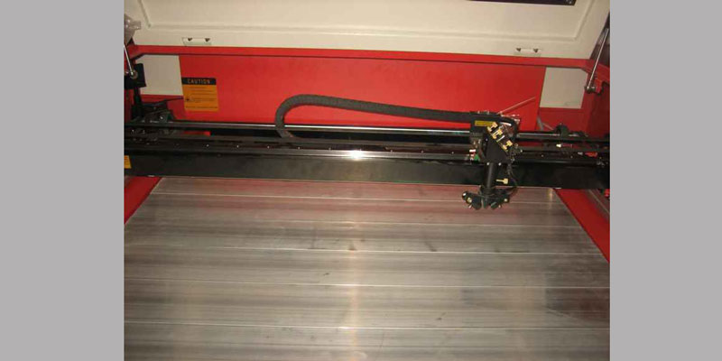 1100 Series Flat Engraving Table